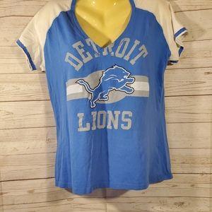 NFL Detroit Lions Short Sleeve Tee